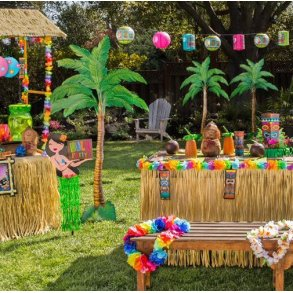Tema Hawaii fest