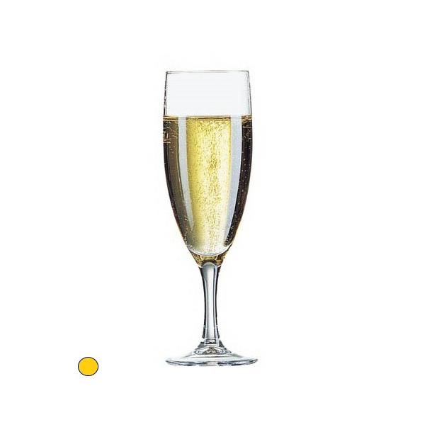 Champagne glas 17 cl.