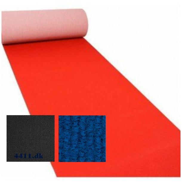 Løber vælg farve 2 meter bred pris pr. lb. meter.