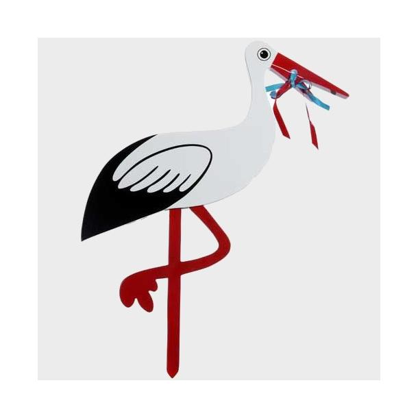 Friisenborg Stork barnedåb 50 cm