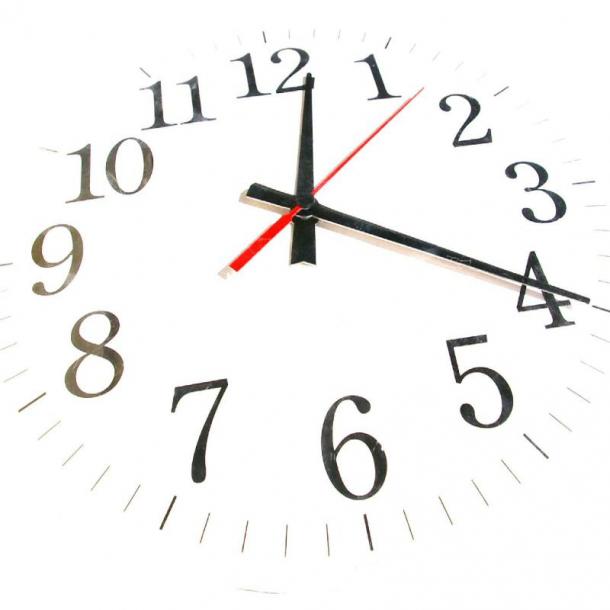Leverings / Afhentning tid + / - 1 timer